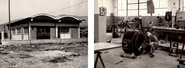 Nati nel 1957 come Elettro meccanica RATT