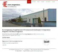 Nuovo sito euromagnetica.com